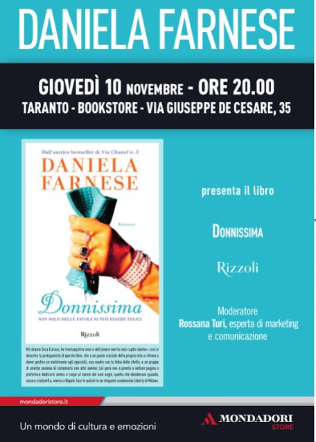 Donnissima a Taranto