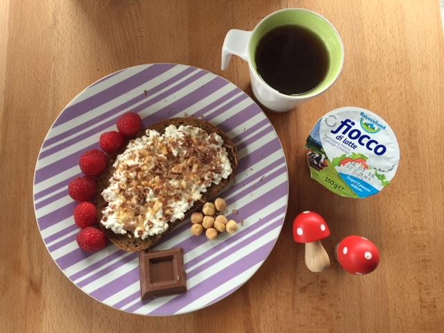 cottage a colazione