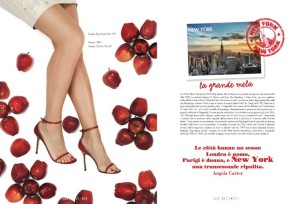 Daniela Farnese su Love Nails 2
