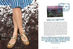 Daniela Farnese su Love Nails 1