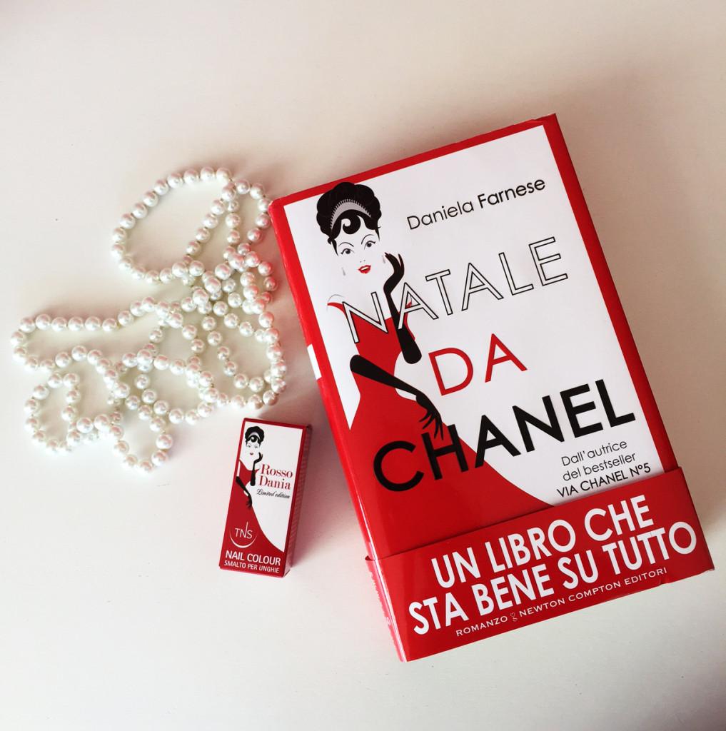 Natale da Chanel e Rosso Dania